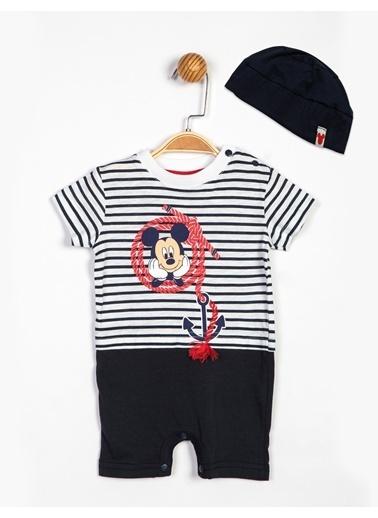 Mickey Mouse Tulum Lacivert
